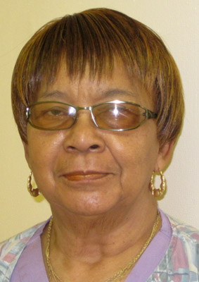 Dorothy Simons, Community Outreach Worker