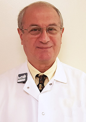 Dr. Hagop Hamparsoumian, Dentist