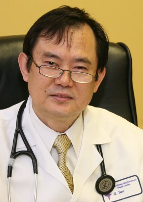 Dr. Raymond Tun, Chief, Internal Medicine