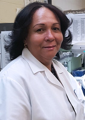 Marcia Cabrera – Medical Technologist