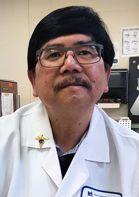 Rogelio Cua – Medical Technologist